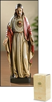 Sacred Heart of Jesus Statue, 8 in, Avalon Gallery