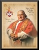 "Commemorative Pope St. John XXII Wall Plaque, 5"" X 7"""