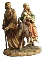 Flight Into Egypt, 9 in.