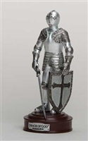 5 in Armor of God Knight Figure, Eph. 6:10-18