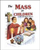 The Mass for Children by Rev. Jude Winkler (Hardback)