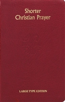 Shorter Christian Prayer (Large Type)