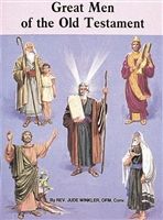 Great Men of the Old Testament Children's Book