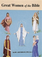 Great Women of the Bible Children's Book