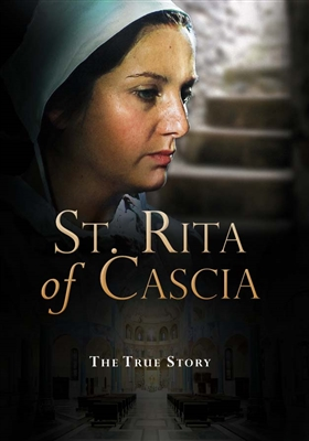 St. Rita of Cascia, The True Story, DVD