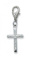 CRUCIFIX CLIPABLE CHARM