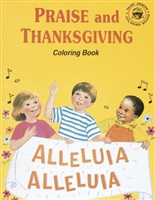 Praise & Thanksgiving Coloring Book