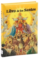 Libro de Los Santos, by Rev. Lawrence Lovasik