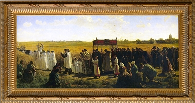The Blessing of the Wheat