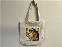 St. John Paul II Our Lady of Guadalupe Tote Bag
