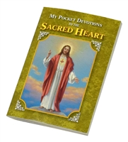My Pocket Book of Devotions to the Sacred Heart, Paperback