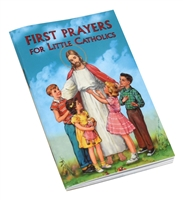 First Prayers for Little Catholics, Paperback