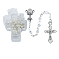 CRYSTAL COMMUNION ROSARY