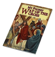 My Pocket Way of the Cross, by St. Alphonsus Liguori