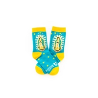 Our Lady of Guadalupe Socks - Kids