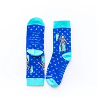 St. Joan of Arc Socks - Kids
