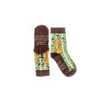 St. Francis of Assisi Socks - Kids