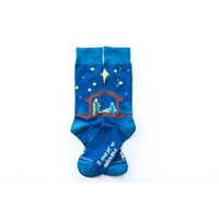 Nativity Socks