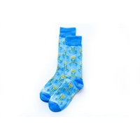 Marian Monogram Socks