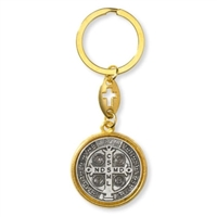 St. Benedict Key Chain