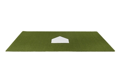 Pro-Ball Synthetic Turf Baseball/Softball Hitting Mat - 4 feet x 7.5 feet