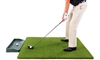 Ultimate Super Tee Golf Mat - 5 feet x 5 feet
