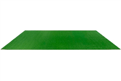 Synthetic Turf Baseball/Softball Hitting Mat - 6 feet x 12 feet