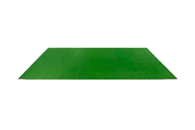 Baseball / Softball Stance Mat - 3x7 - Green