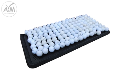 Commercial Rubber Golf Ball Tray