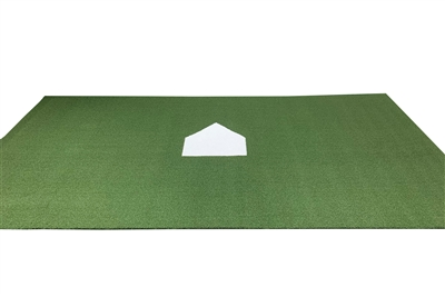 baseball softball hitting mat