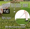 Premium Super Tee Golf Mat - 4 feet x 5 feet