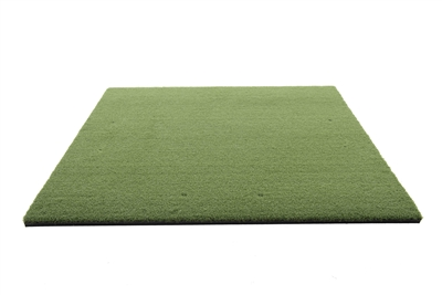 Foam Pad Commercial Driving Golf Mat with Foam- 5 feet x 5 feet