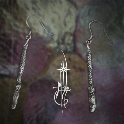 Besom Earrings