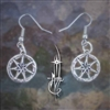 Faery Star Earrings