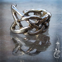 Celtic Knot Ear Cuff