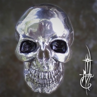 Skull Money Clip
