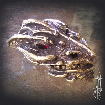 Spike Dragon Money Clip