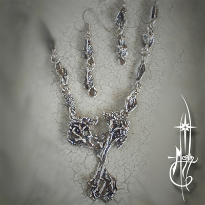 Tree Spirit Necklace