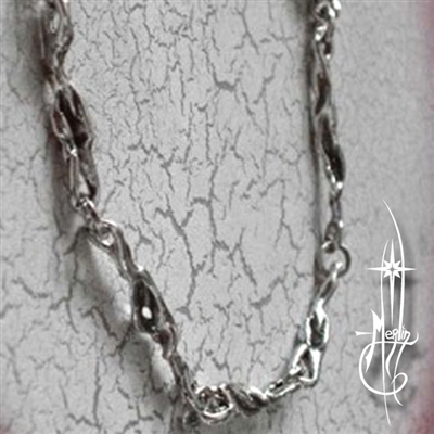 Flame Chain Necklace