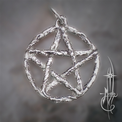 Rough Star Amulet