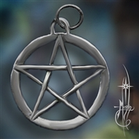 Small Pentacle Amulet