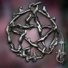 Pentacle of Fire Amulet