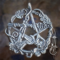 Kitchen Witch Pentacle