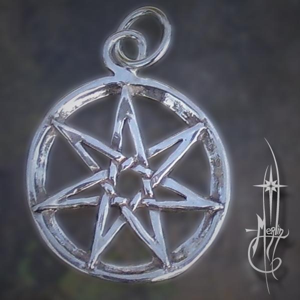 Heptagram amulet the heptagram amulet aloadofball Choice Image