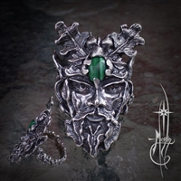 Green Man Ring