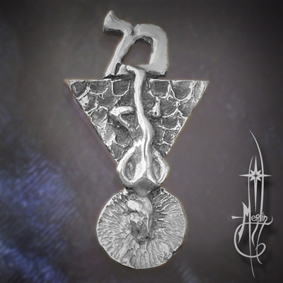 The Hanged Man Amulet