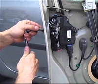 Faulty Door Lock Motor Actuator Repair Kit for most Vehicles