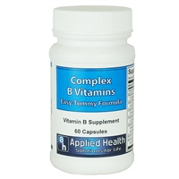 Vitamin B Complex Easy Tummy Formula with Methylcobalamin B12
