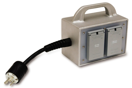 AKRON GFE ELECTRICAL JUNCTION BOX