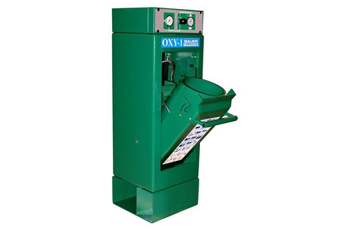 BAUER OXYGEN FILL STATIONS